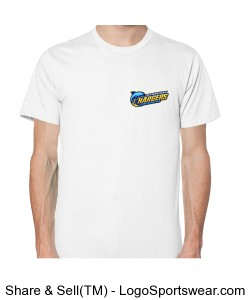 American Apparel-Unisex T-Shirt Design Zoom